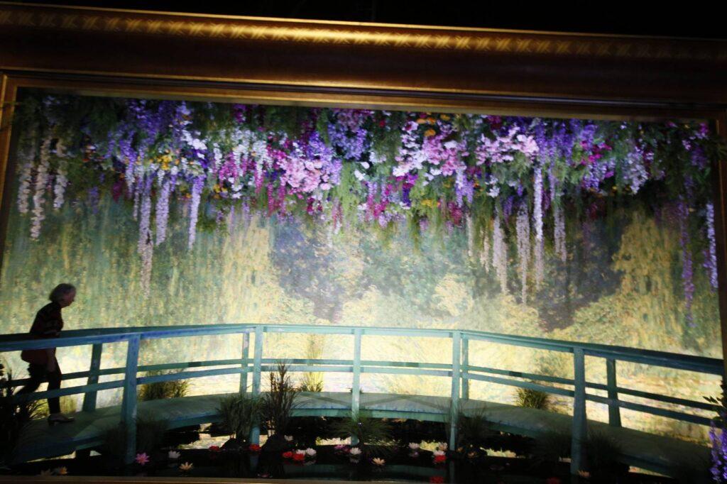 Monet & Friends exhibition